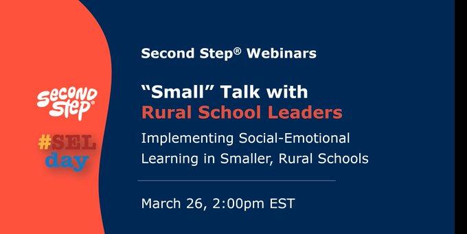 Second Step Rural Schools